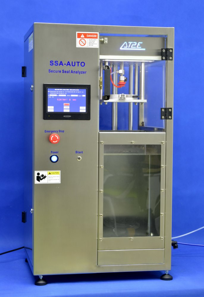 SSA-AUTO Secure Seal Analyzer (Automated Model) (Leak test apparatus / Bubble point) Image