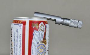 CSM – Can Seam Micrometer Image