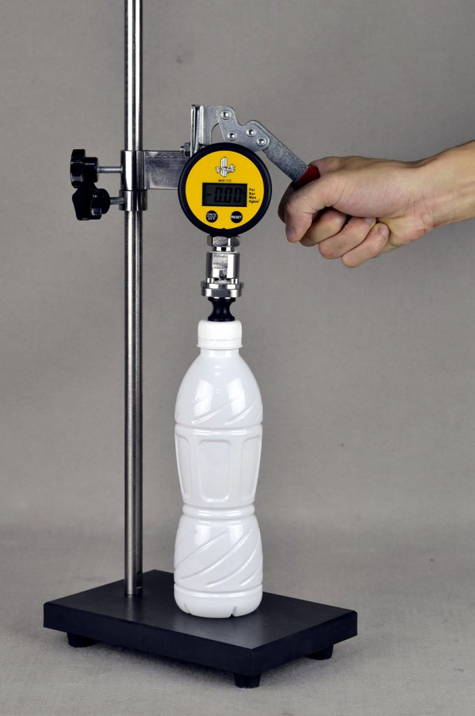 PVG-A/PVG-D Pressure or Vacuum Gauge (Simple Pressure or Vacuum Tester for Can and Bottle) Image