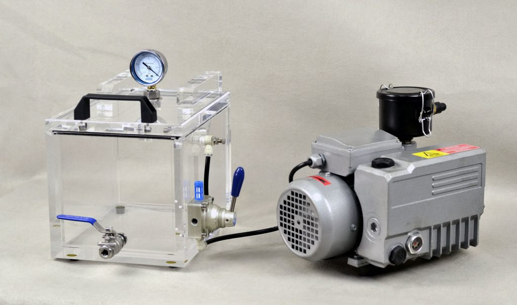 VLT ECO – Vacuum Leak Tester (ECO Model) (Air and water tight test box: vacuum test) Image