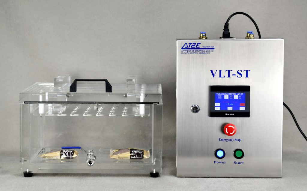 VLT–ST Vacuum Leak Tester (Standard Model) (Air and water tight test box: vacuum test) Image