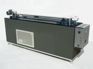 Computer controlled ductility machine Image