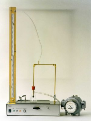 Diffuser calibration apparatus Image