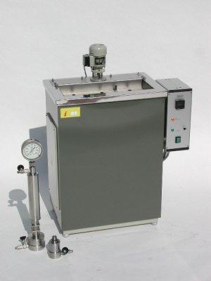 Vapor pressure of liquified petroleum gases Image