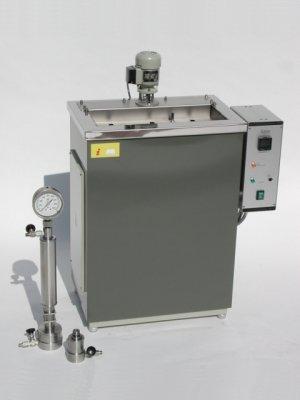 Reid vapor pressure of gasoline Image